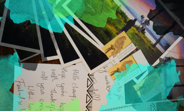 The Postcard Series