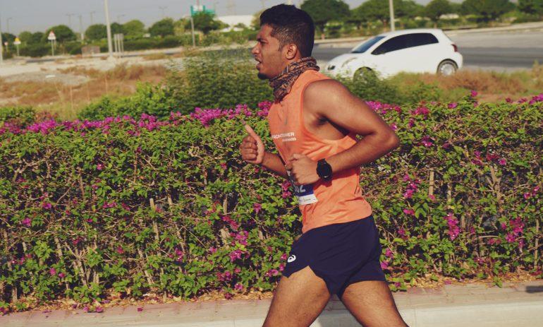 Race Report – Sharaf Road Run